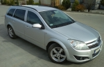Opel Astra H 2007 bezwypadkowy